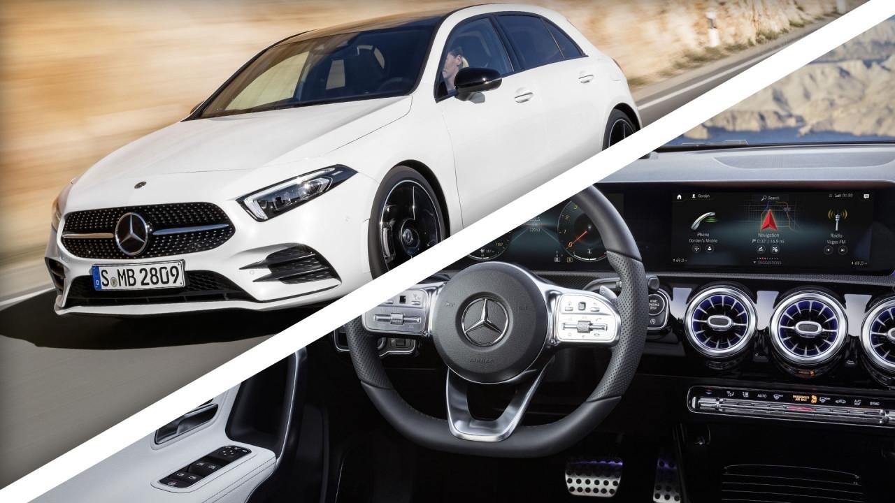 [Copertina] - Nuova Mercedes Classe A, tu comandi e lei risponde