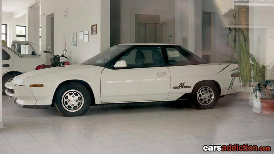 Abandoned Maltese Subaru Dealer Holds Stuff Dreams Are Made Of
