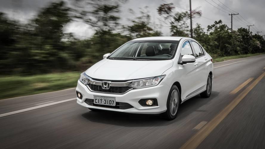 Nova geração do Honda City deve ser lançada em 2020