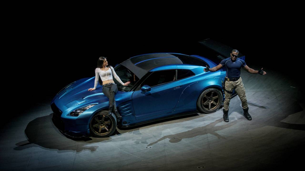 Our Top Five Cars From Fast Furious Live