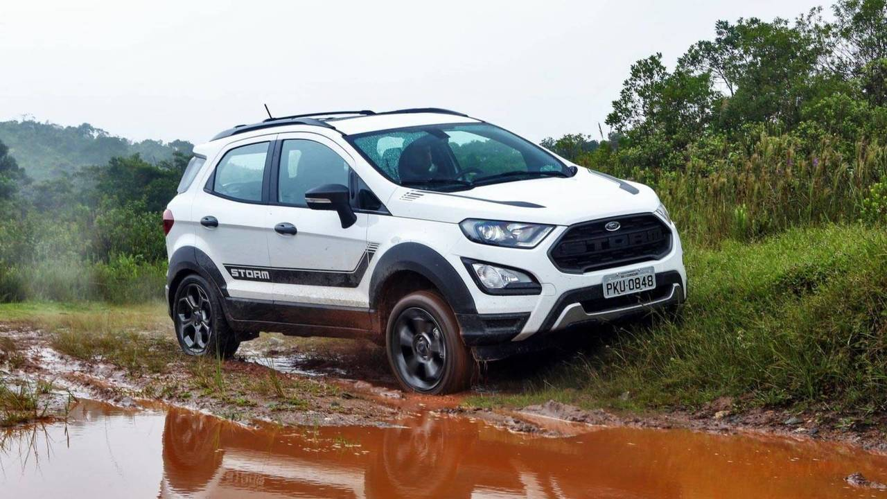 Ford EcoSport Storm - R$ 99.990