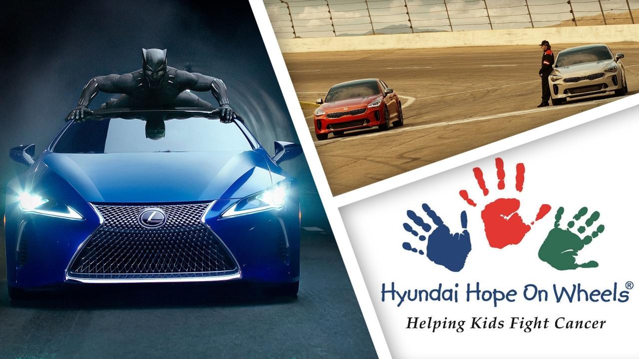 [Copertina] - Hyundai, Kia e Lexus pronte per il Super Bowl