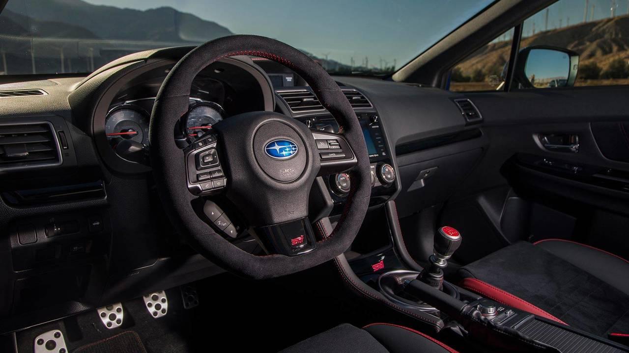 Motor1 Car Parade: Subaru WRX Edition