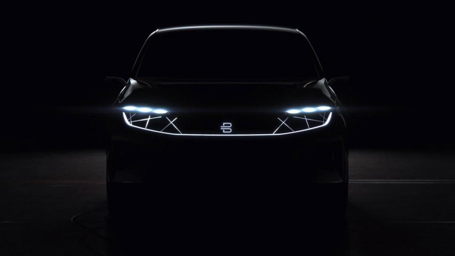 Elektroauto der neuen Marke Byton