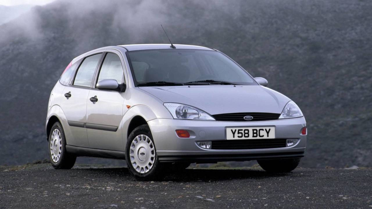 Ford Focus, First Generation (1998)
