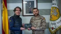 Encuentro Bultaco con las Fuerzas y Cuerpos de Seguridad del Estado