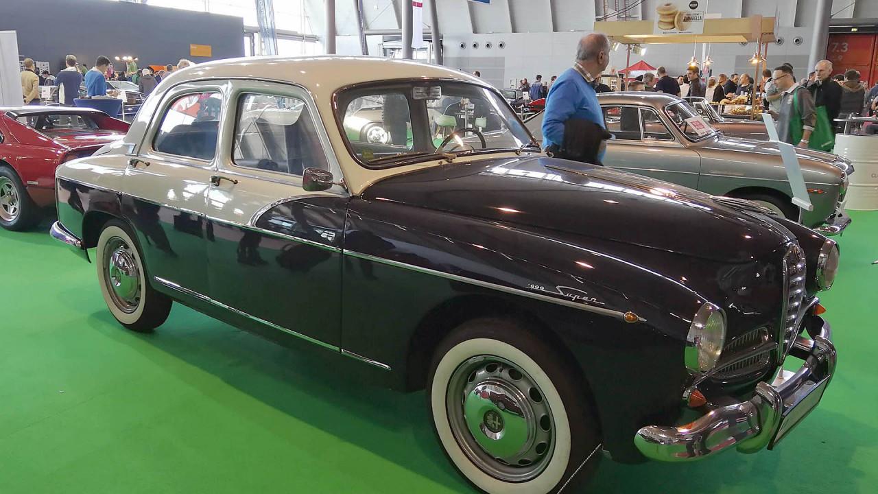 Retro Classics 2018: Alfa Romeo 1900