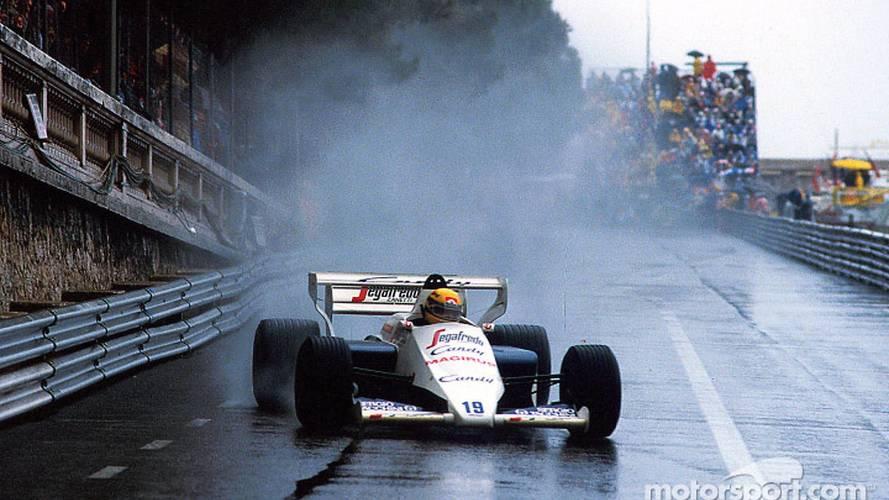 GP Mónaco F1 1984 (Ayrton Senna)