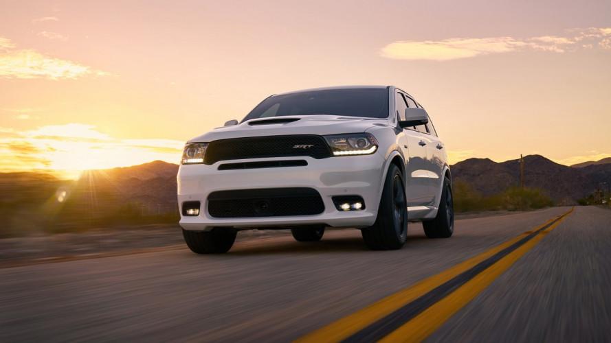 Dodge Durango SRT, il SUV più veloce d'America