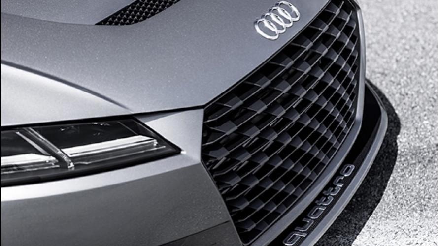 Audi, la voglia matta di hypercar