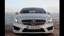 Nuovo design Mercedes