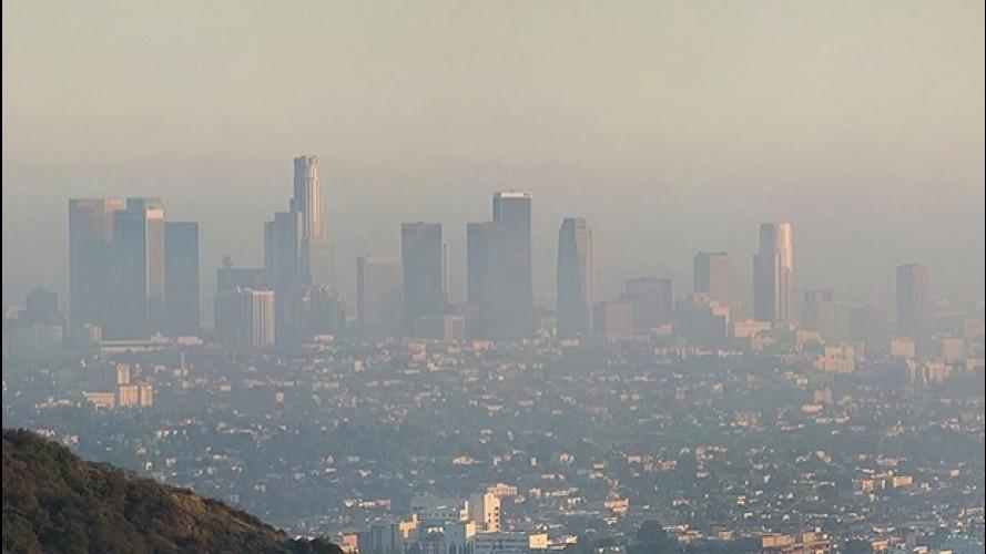 [Copertina] - Smog, inquinamento e blocchi del traffico, imparare dalla California si può