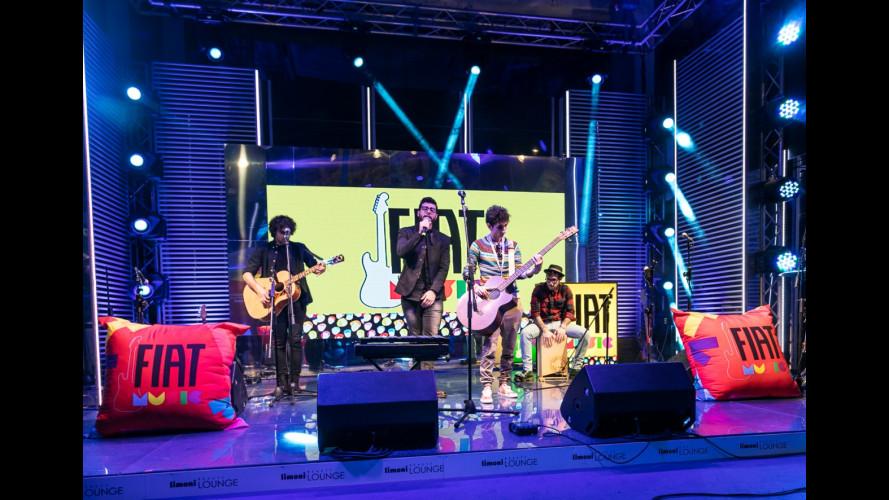 Fiat Music riparte da Sanremo