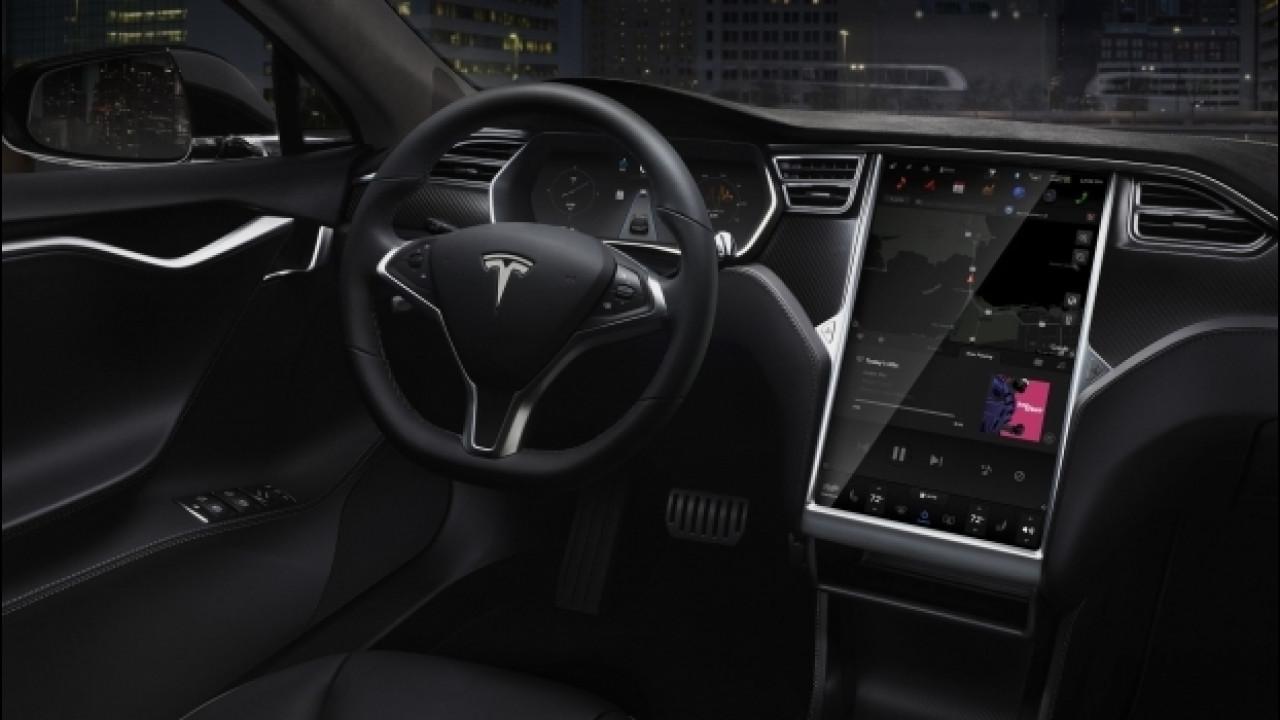[Copertina] - Tesla, guida autonoma alla fine del 2017