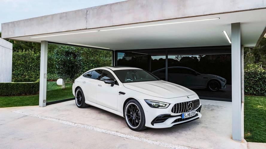Mercedes-AMG GT Coupé4