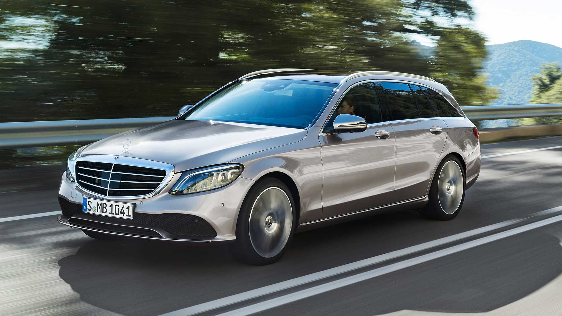 Refreshed Mercedes C Class Brings Hybrid Model