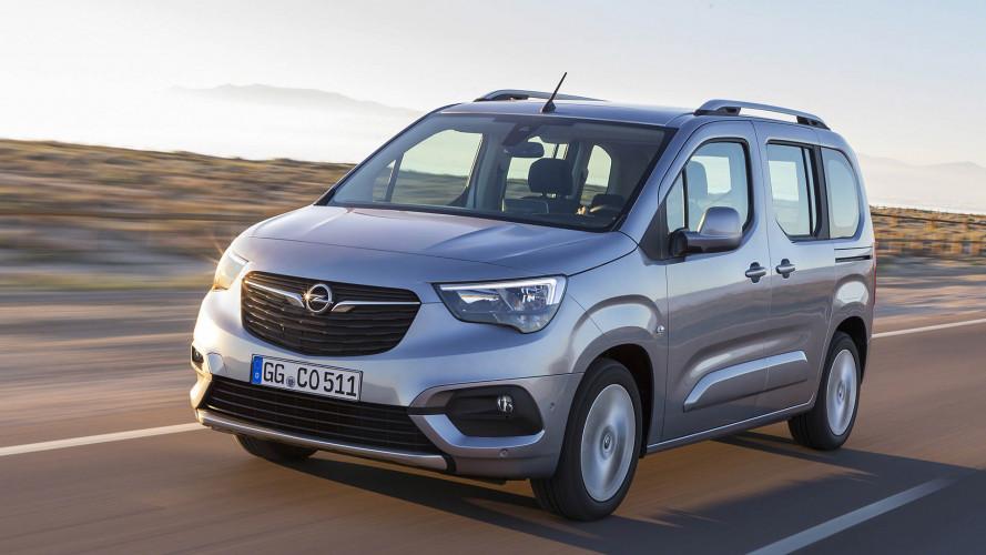 Das ist der neue Opel Combo (2018)