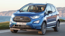 der neue ford ecosport im test. Black Bedroom Furniture Sets. Home Design Ideas