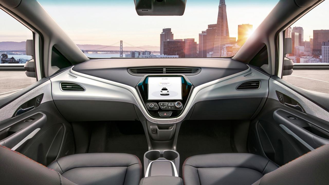 [Copertina] - Cruise AV, l'auto senza volante della GM sarà su strada dal 2019