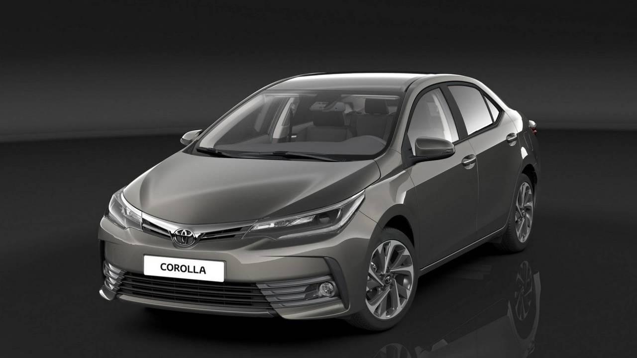 4 - Toyota Corolla