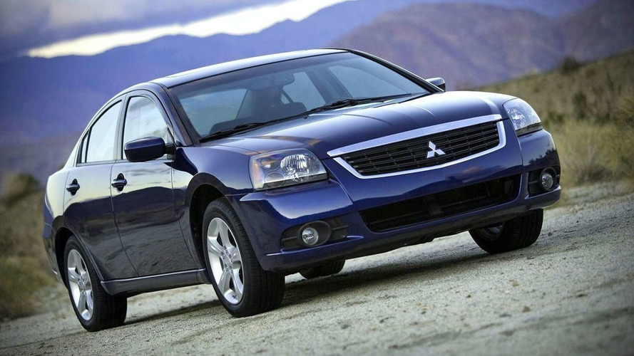 Mitsubishi considering a mid-size sedan, larger crossover - report