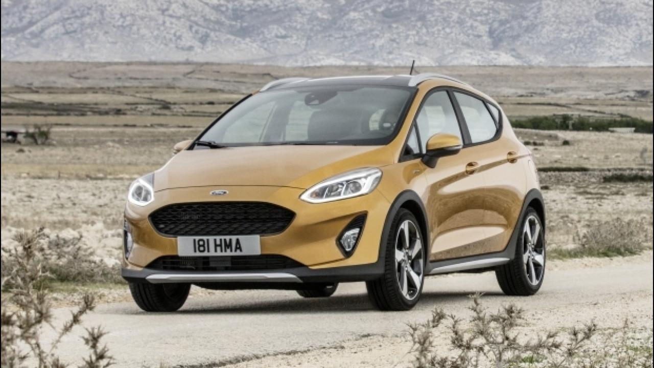 [Copertina] - Ford Fiesta Active, l'apparenza inganna (il SUV)