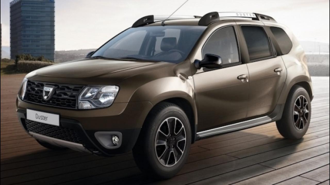 [Copertina] - Dacia Duster, ora anche con cambio automatico EDC