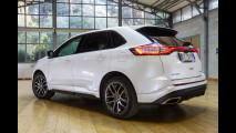 Ford Edge, la prova dei clienti premium 043