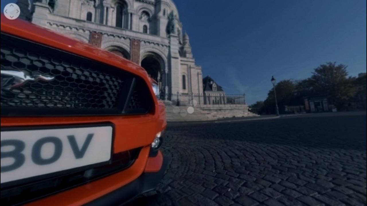 [Copertina] - Ford Mustang fa rivivere l'Appuntamento di Lelouch