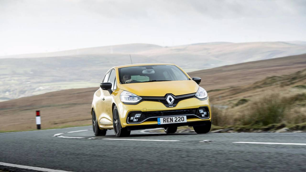 Renault Clio IV RS 220 Trophy