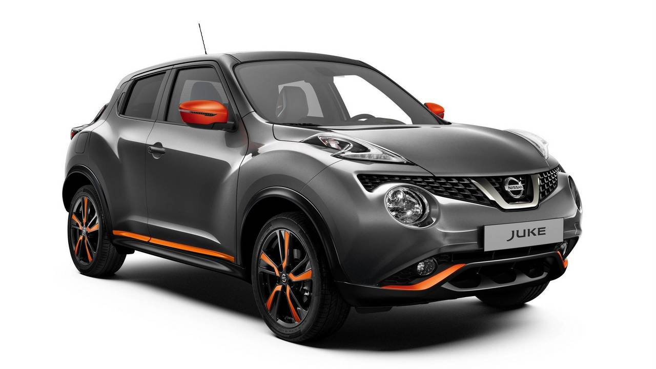 2018 Nissan Juke (Euro-spec)