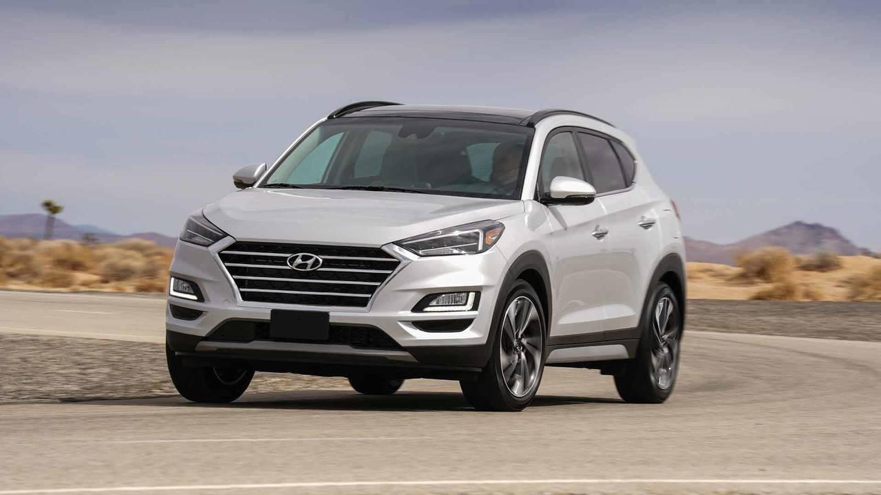 2019 Hyundai Tucson: Refreshed, Styling, Price >> 2019 Hyundai Tucson Arrives With Major Styling Updates New Tech