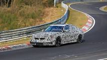 2020 BMW M3 spy photo