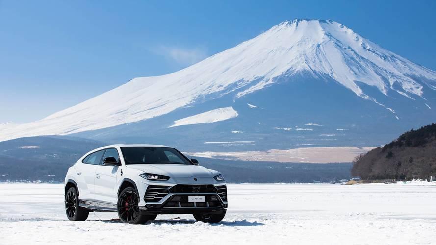 Lamborghini Urus 2018, la vuelta al mundo más exclusiva