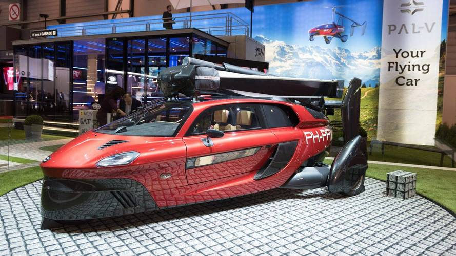 Pal-V Liberty Flying Car Debuts In Geneva, Still Isn't Certified