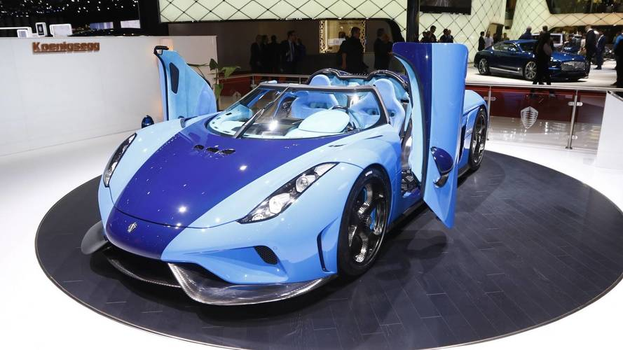 Koenigsegg Bringing Two New Regeras And Rare 2006 CCX To Geneva