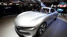 Pininfarina HK GT at the 2018 Geneva motor show