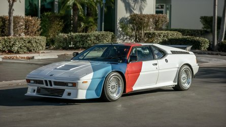 Paul Walker Owned A BMW M1, And It's Up For Sale