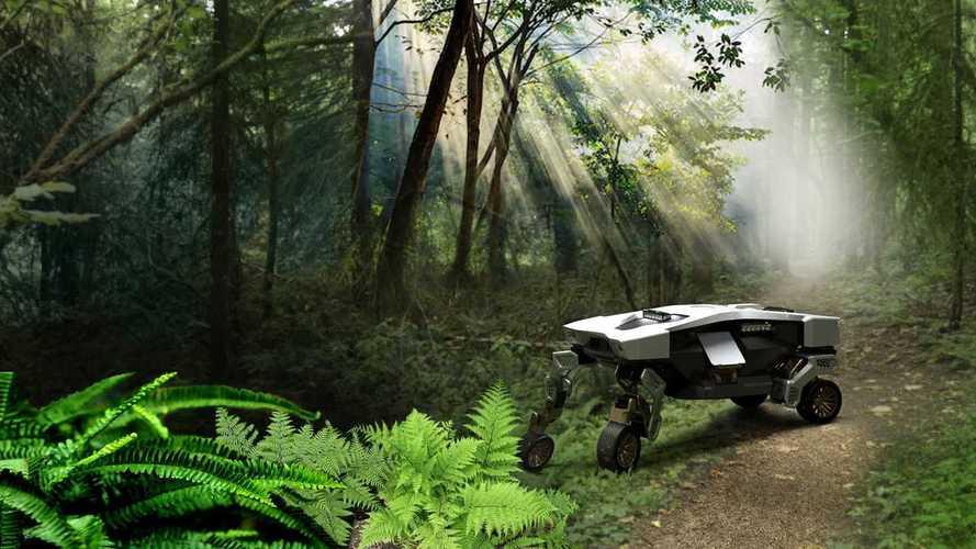 Hyundai mostra robô autônomo que pode 'caminhar' por terrenos inacessíveis