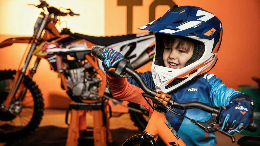 KTM For Kids: New StaCyc Balance Bikes Now Up For Grabs