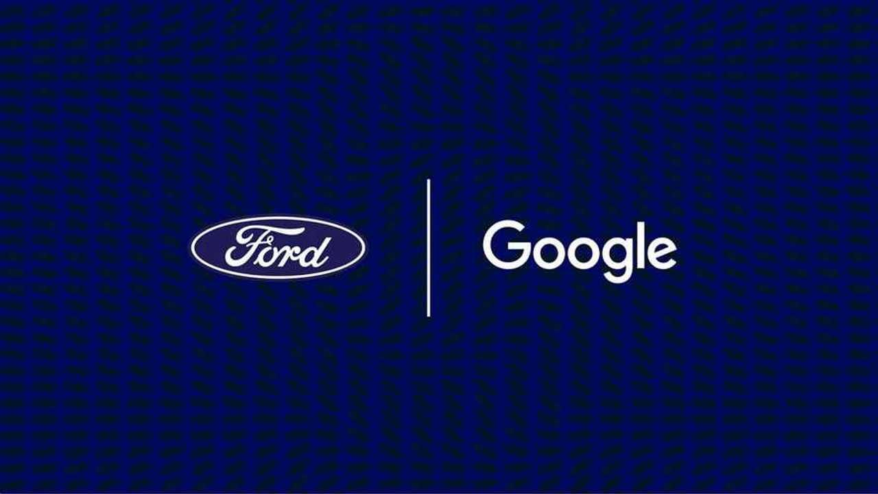 Ford Google Logo