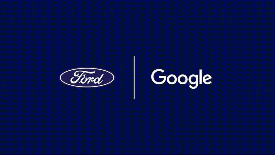 Ford et Google nouent un partenariat d'envergure