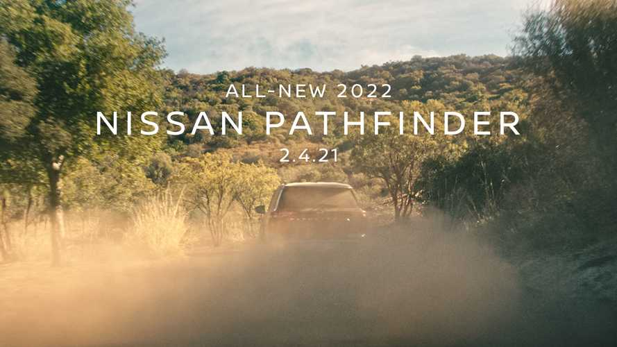 2022 Nissan Pathfinder Sings A Snarly V6 Song In New Teaser Video