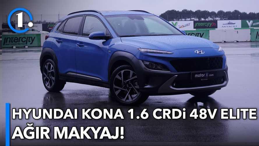 2020 Hyundai Kona 1.6 CRDi 48V Elite | Neden Almalı?