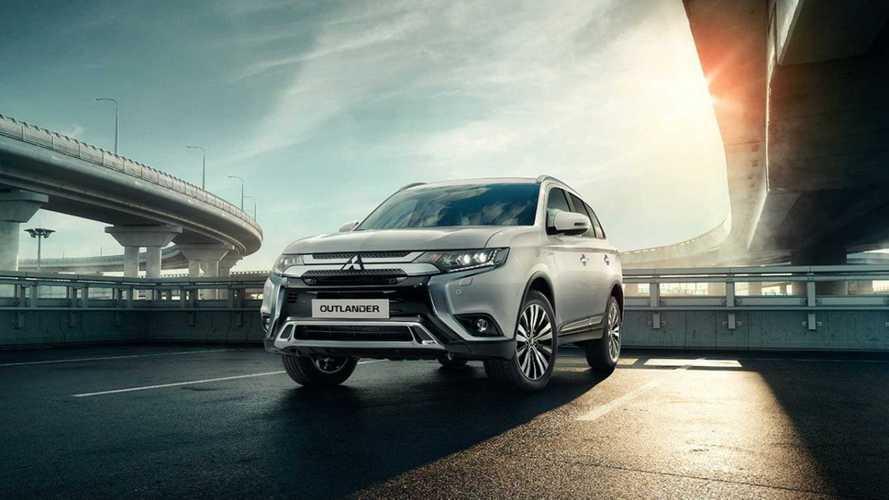 Mitsubishi распродает в России последние шестицилиндровые «Аутлендеры»
