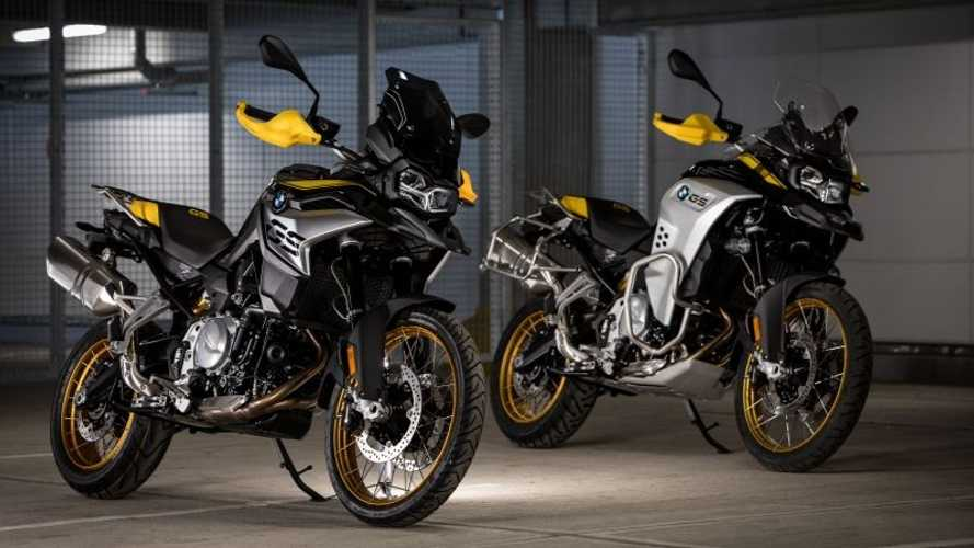 BMW Launches F 850 GS 40th Anniversary Edition In Malaysia
