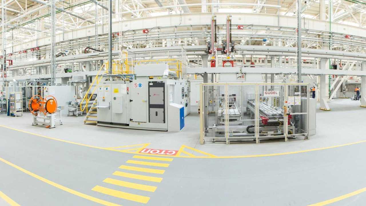 Моторный завод Sollers Ford