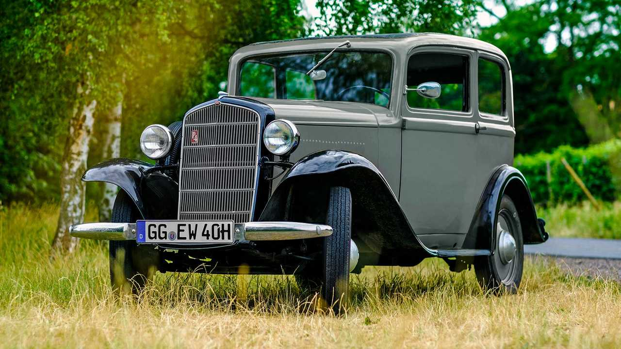 Opel P4 (1935-1937)
