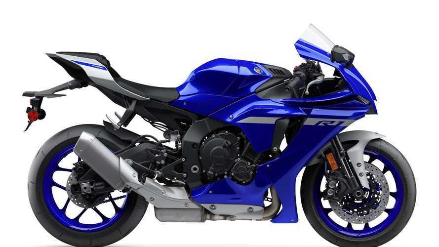 Yamaha R1 y R1-M 2020