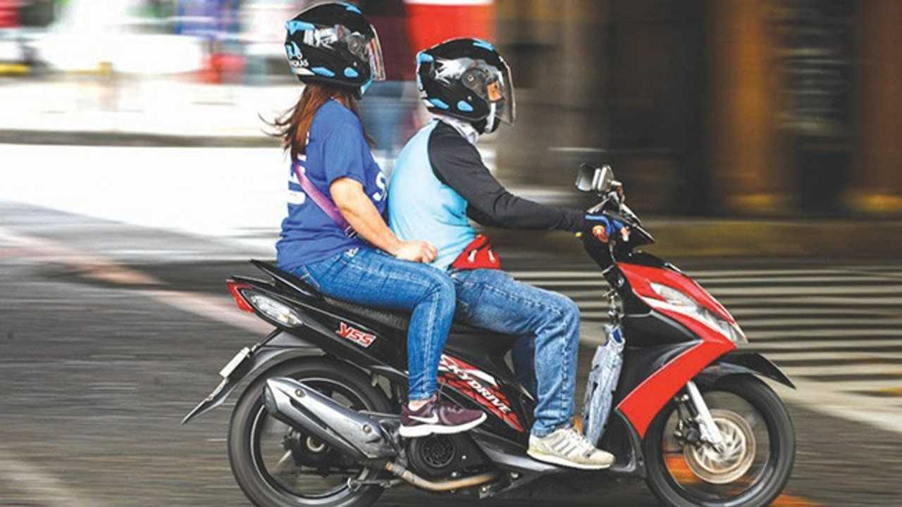 Bill in the Philippines Requiring Helmet Registration Deferred